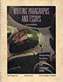 Writing Paragraphs And Essays: Integrating Reading, Writing, And Grammar Skills (0534219721) by Wingersky, Joy