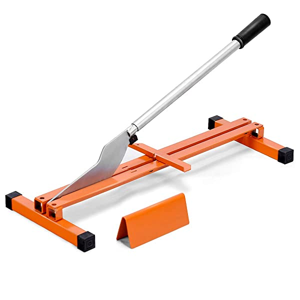 Laminate Floor Cutter, Multi-Purpose Vinyl Plank Flooring Cutter for 8-inch & 12-inch Wide Floor (Tamaño: 8.3)