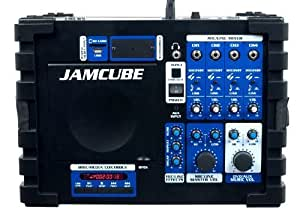 vocopro jamcube 2 home karaoke system musical instruments. Black Bedroom Furniture Sets. Home Design Ideas