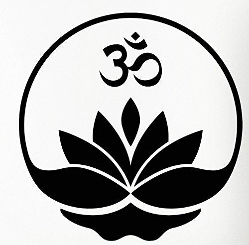 Buddha Buddhism Yoga Om Zen Rubber Stamps wood stamps rubber Stamps rubber-stamp