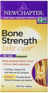 New Chapter Bone Strength Take Care, 120 Slim Tablets