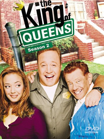 King of Queens - Season 2 [4 DVDs]