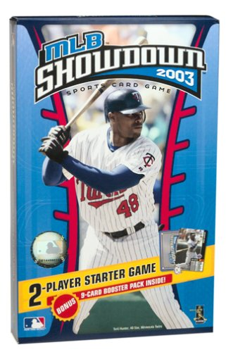 2003 MLB Showdown Two Player Starter Deck - Buy 2003 MLB Showdown Two Player Starter Deck - Purchase 2003 MLB Showdown Two Player Starter Deck (Wizards Of The Coast, Toys & Games,Categories,Games,Card Games,Card Games)