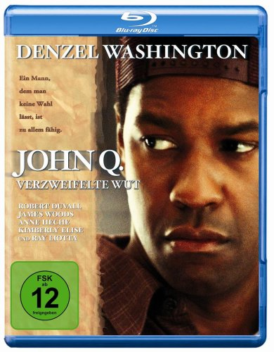 John Q. - Verzweifelte Wut [Blu-ray]