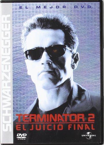 Terminator 2: El juicio final (Nueva edición) [DVD]