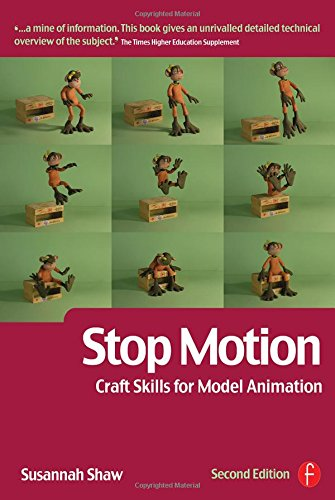Stop Motion: Craft Skills for Model Animation (Focal Press Visual Effects and Animation) PDF