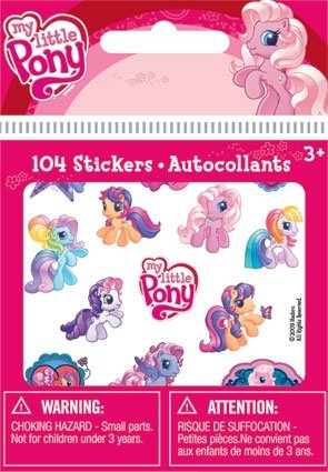 Imagen de Estampas de recompensa - My Little Pony