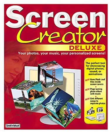 Screen Creator Deluxe 7