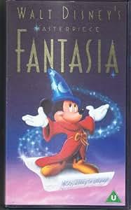 Fantasia [VHS]