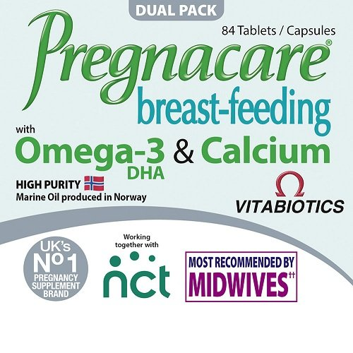Vitabiotics – Pregnacare – Breast-Feeding – 84 Tablets