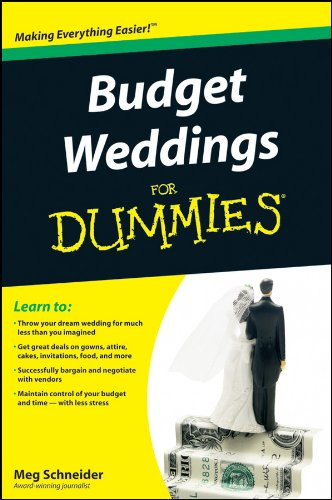 Download Budget Weddings For Dummies