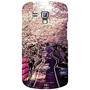 Samsung Galaxy S Duos 7582 Back Cover - Tree Designer Cases