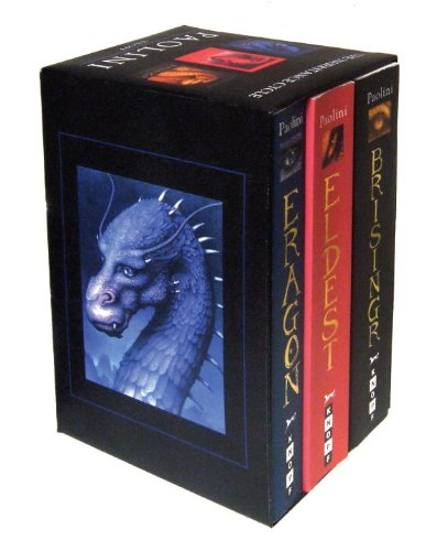 Inheritance Trilogy : Eragon by Christopher Paolini
