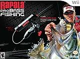 Rapala Pro Bass Fishing with Rod Peripheral - Nintendo Wii