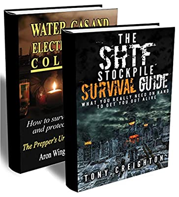 SHTF Preparedness BOX SET 2 IN 1: What You Really Need on Hand to Get Out Alive + Off The Grid Survival Guide On How To Survive And Protect Your Family: ... (Out Off Grid - Preppers Survival Guide)