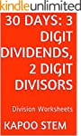 30 Division Worksheets with 3-Digit D...