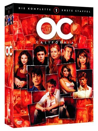 O.C., California - Die komplette erste Staffel (7 DVDs)