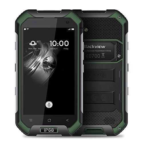 Blackview BV6000 スマートフォン アウトドア IP68防水、防塵、耐衝撃 4.7