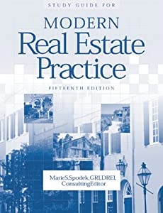 Study Guide for Modern Real Estate Practice: Dearborn