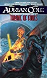 img - for Throne of Fools (Omaran Saga, Book 2) book / textbook / text book