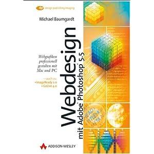 eBook Cover für  Webdesign mit Adobe Photoshop 5 5 Webgrafiken professionell gestalten mit Mac und PC