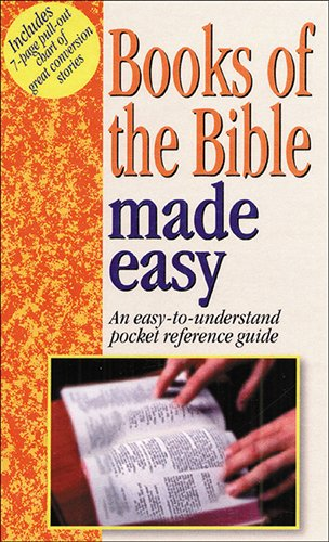Books Of The Bible Made Easy S/S (Bible History Made Easy compare prices)