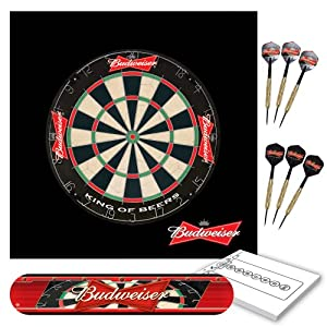 Budweiser Wall Protector Darts Kit at Sears.com