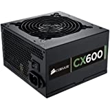 Corsair CX600 CP-9020048-US 600W Power Supply