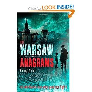The Warsaw Anagrams - Richard Zimler