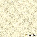 生のり付き壁紙/1m単位 カット販売/トキワ/パインブル/和風/【CC-TWP7509】/JQ