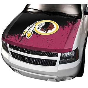NFL Washington Redskins Auto Hood Cover by Team ProMark