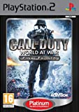 echange, troc Call of Duty: World at War - Platinum Edition (PS2) [import anglais]