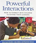 Powerful Interactions(Item #245): How...