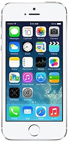 Apple iPhone 5s 16GB シルバー 国内版SIMフリーME333J