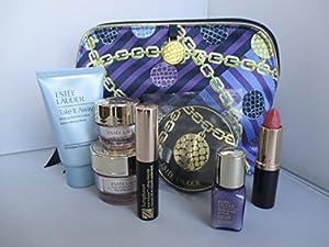 Estee Lauder 8 Piece Skin Care and Makeup Gift Set