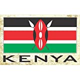 Kenya Refrigerator Fridge Magnets