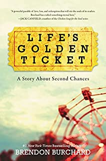 Book Cover: Life's Golden Ticket: A Story About Second Chances