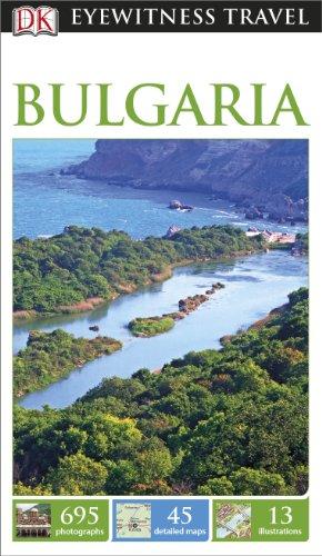 DK Eyewitness Travel Guide. Bulgaria