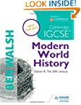 Cambridge IGCSE Modern World History...