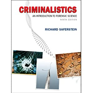 VangoNotes for Criminalistics: An Introduction to Forensic Science, 9/e | [Richard Saferstein]