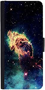 Snoogg Meteorite Spacedesigner Protective Flip Case Cover For Samsung Galaxy ...