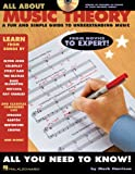 Mark Harrison All About Music Theory: A Fun and Simple Guide to Understanding Music