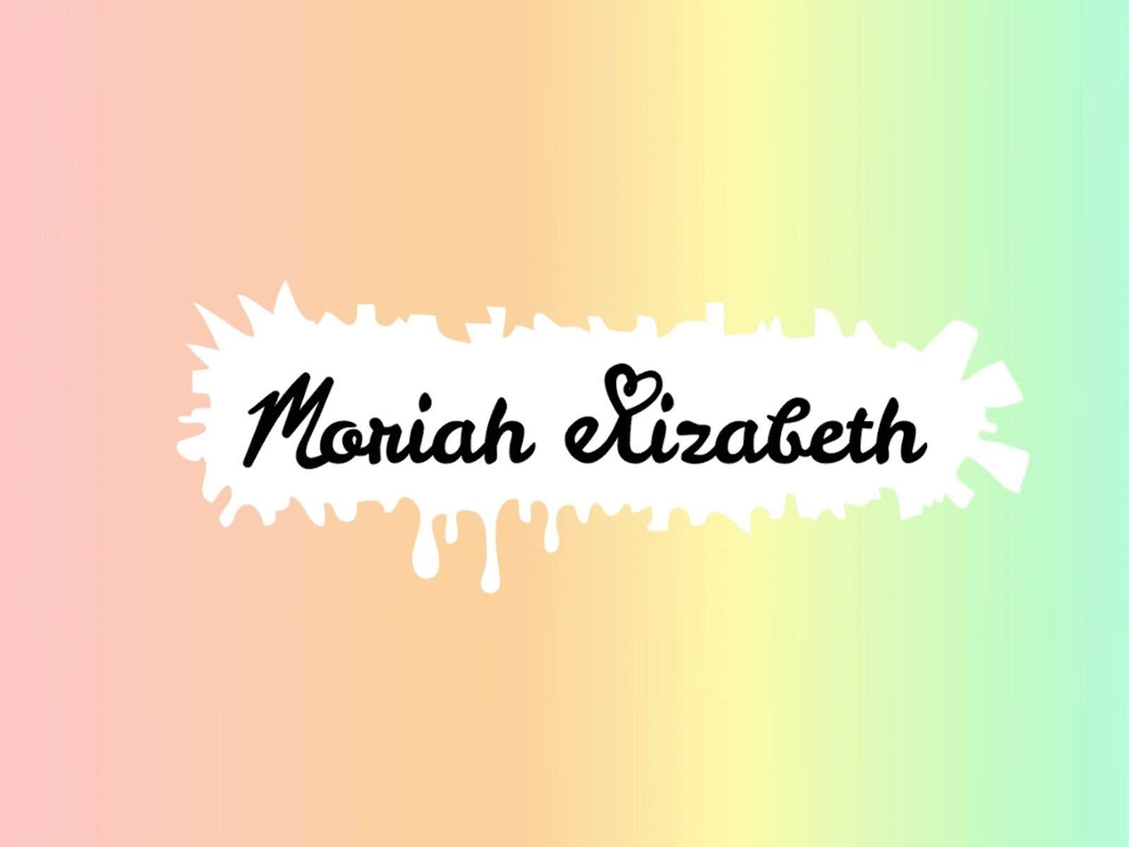 Moriah Elizabeth on Amazon Prime Video UK