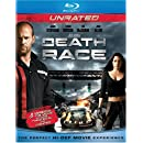 Death Race (Unrated) [Blu-ray]