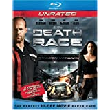 Death Race (Unrated) [Blu-ray] ~ Jason Statham