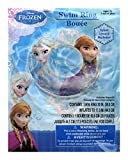 Disney Frozen Elsa and Anna Inflatable Swim Ring - 20 inch, Model: