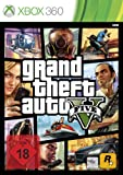 GTA V - Grand Theft Auto 5 XBOX 360 GTA 5 (USK 18)