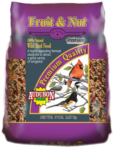 Fruit and Nut Premium Bird Food