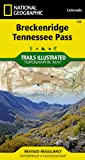National Geographic Maps Breckenridge/Tennessee Pass Trails Illustrated (Ti - Other Rec. Areas)