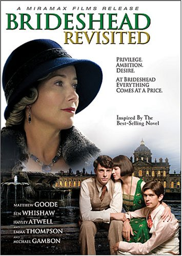 Cover art for  Brideshead Revisited